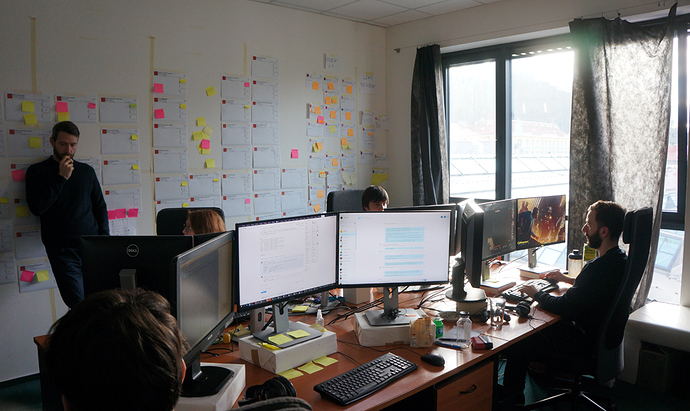 office life