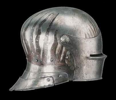 German vs  Italian armor styles, circa 1470, Which do you