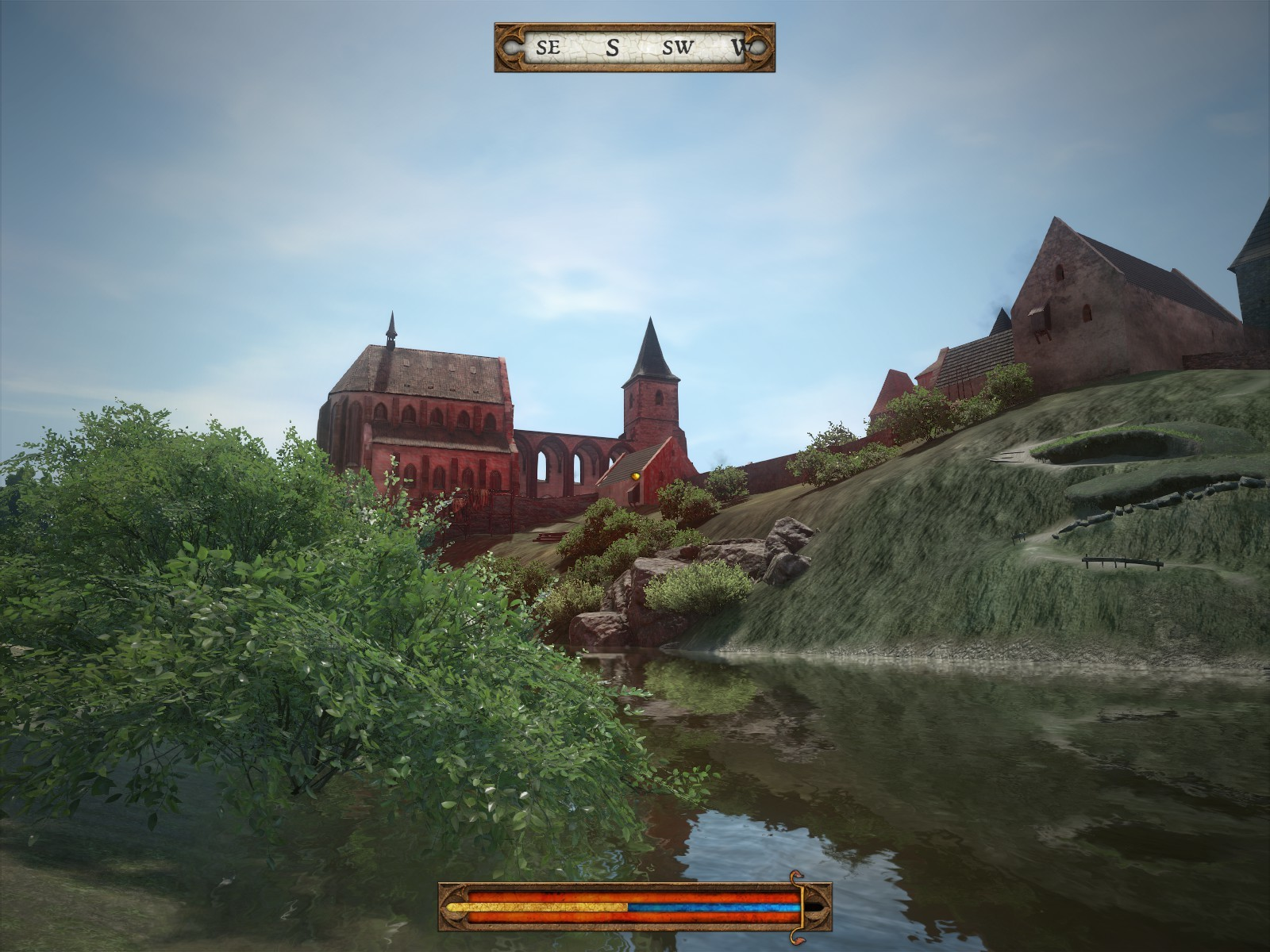 kingdom come deliverance how to leave talmberg