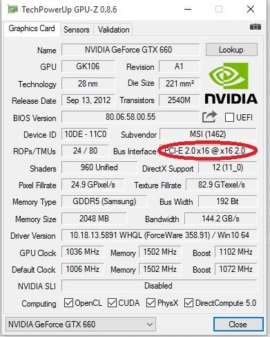 GTX 980 Ti, i7 3770K, 16GB RAM  Massive performance drop