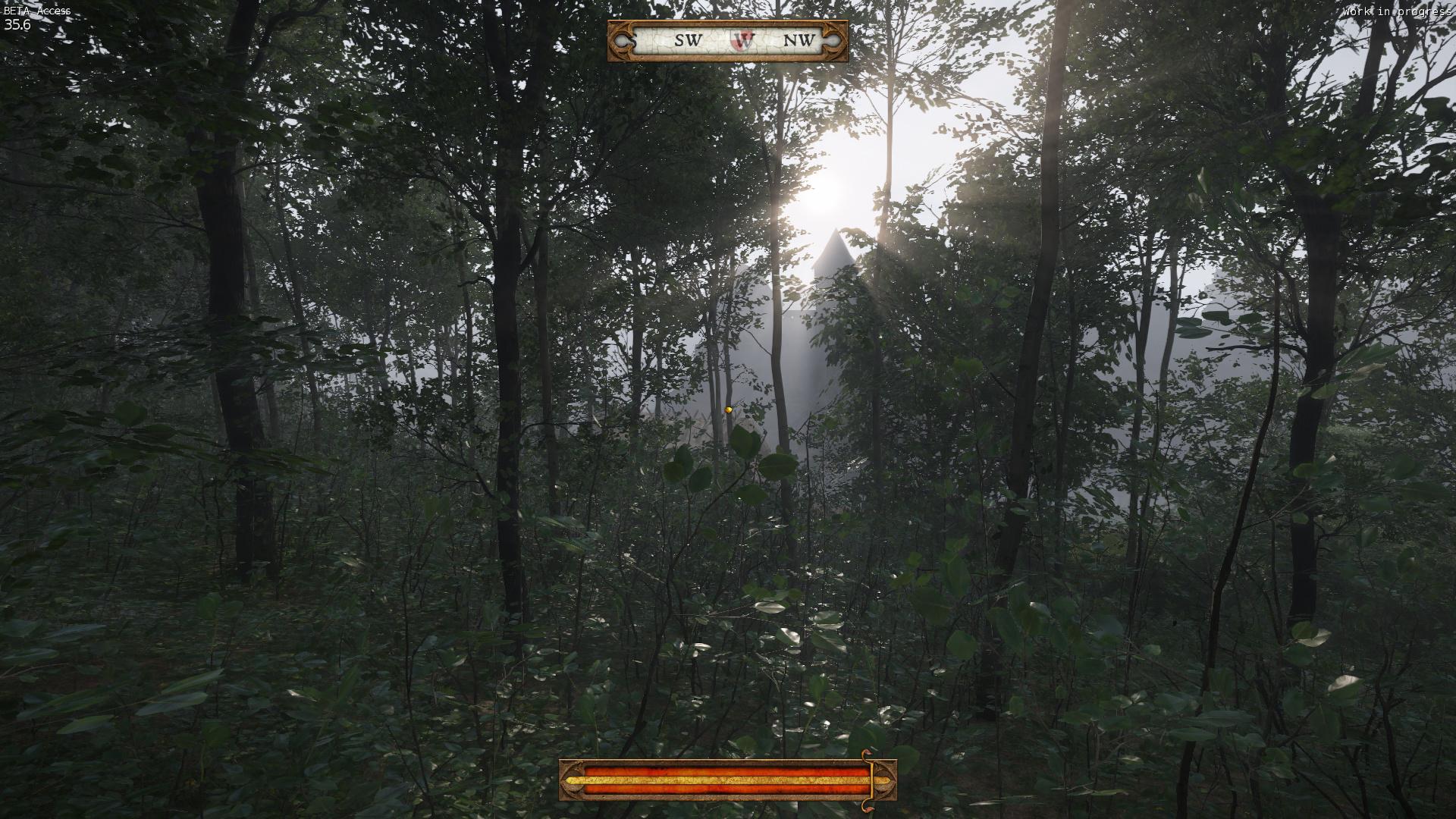 Beta deliverance release come kingdom vs Graphics beta