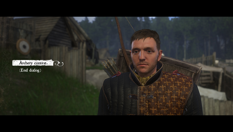 Pribyslavice's Archery Master not trading anymore - Bugs - Kingdom