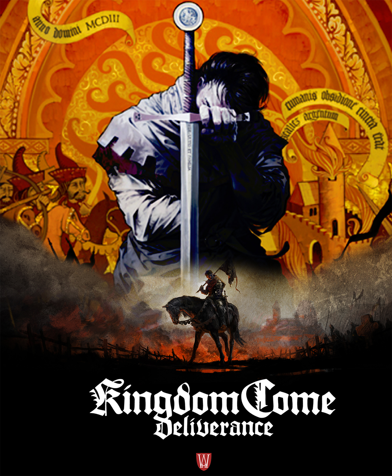 Image result for kingdom come deliverance cover art