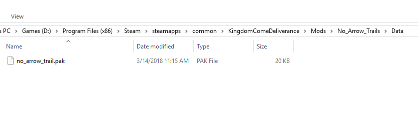 nexus mod manager move mod folder
