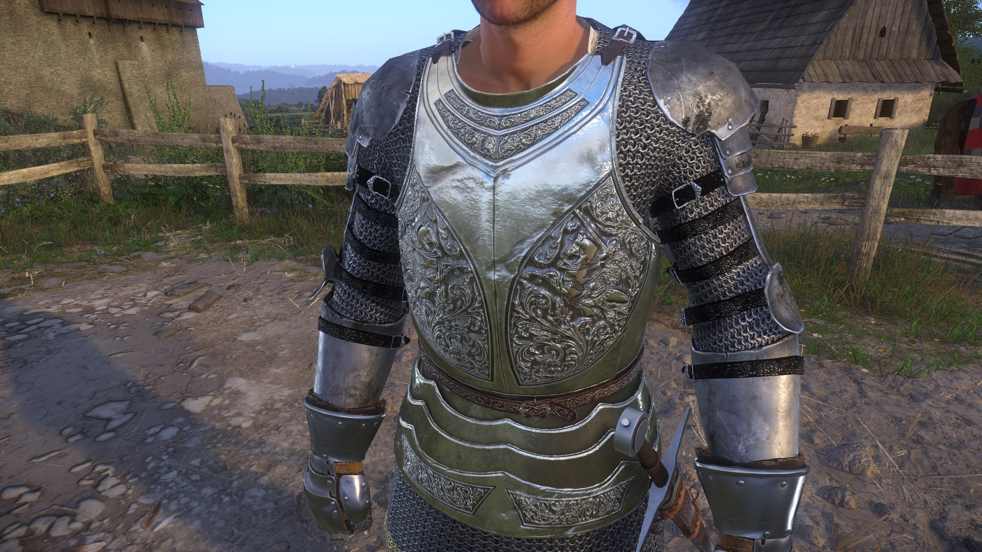 kingdom come deliverance special edition armor
