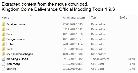 WIP/Pre-RLS] Un-Official Install Guide v1 - Modding Tools