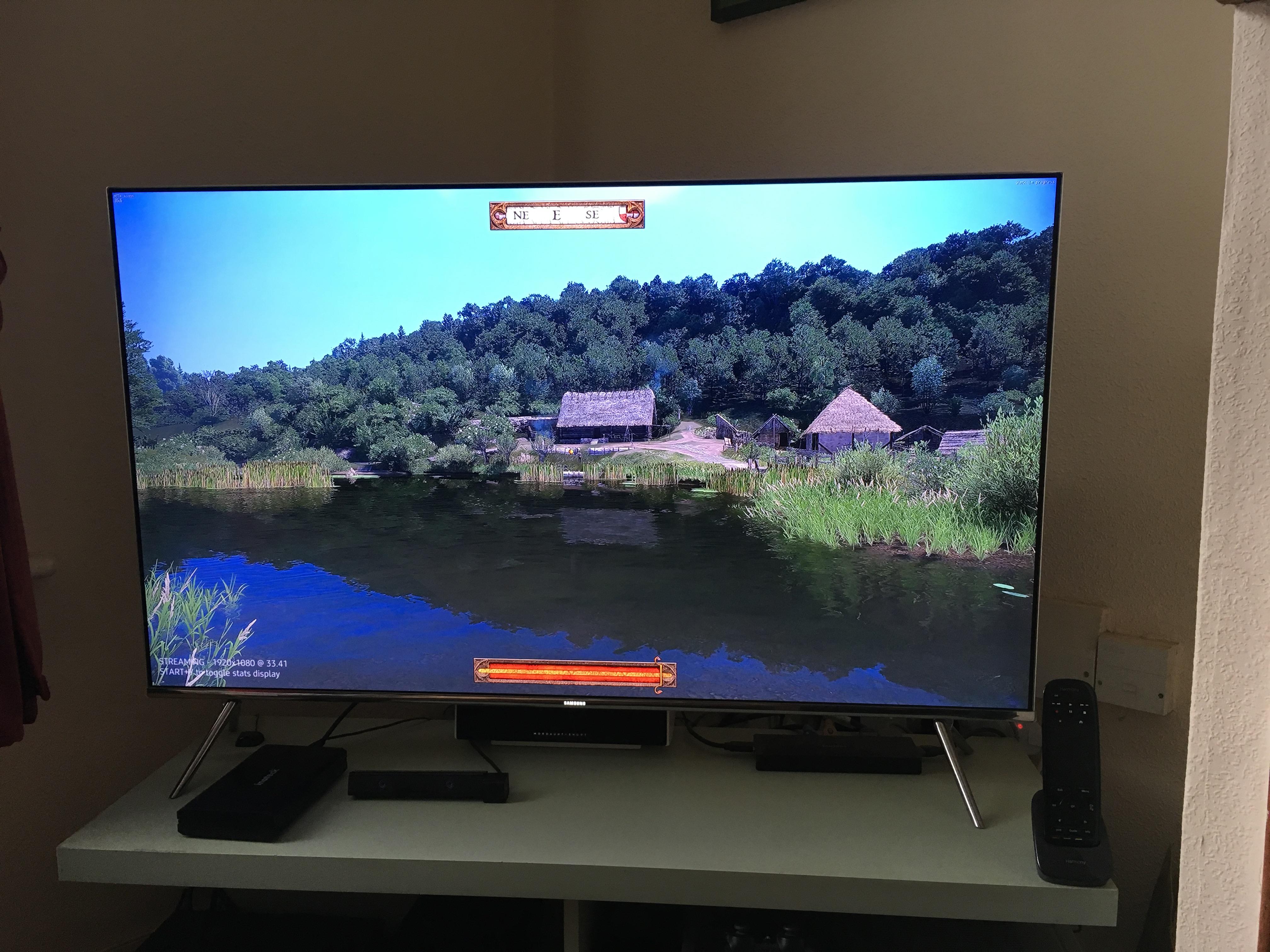 KC:D SteamLink To 4K Smart TV's - Hardware & System